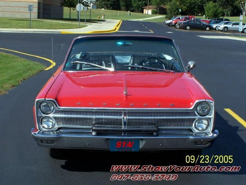 1965 1965 Plymouth Sport Fury For Sale