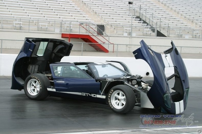 1966 1966 ERA FORD GT40 For Sale