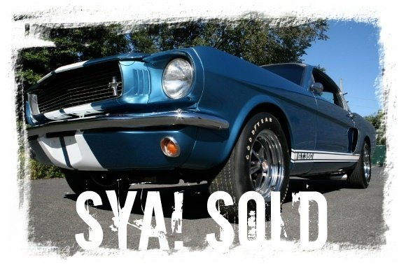 1966 1966 Ford Shelby Mustang GT350 For Sale