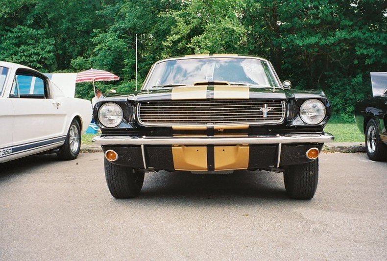 1966 1966 Shelby GT350H For Sale