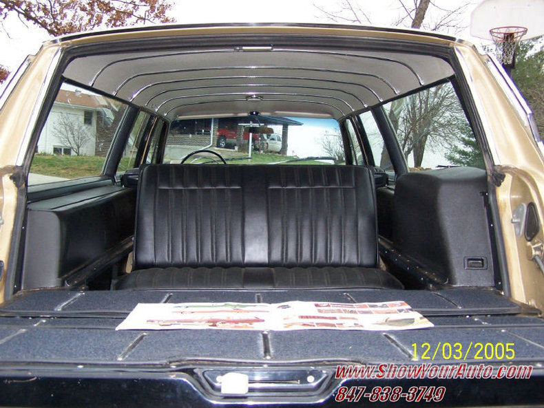 1967 1967 Chrysler Town & Country For Sale