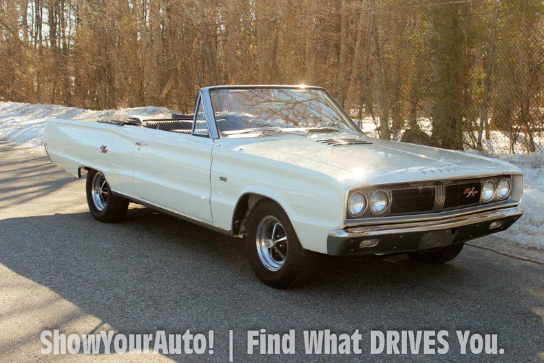 1967 1967 Dodge Coronet R/T For Sale