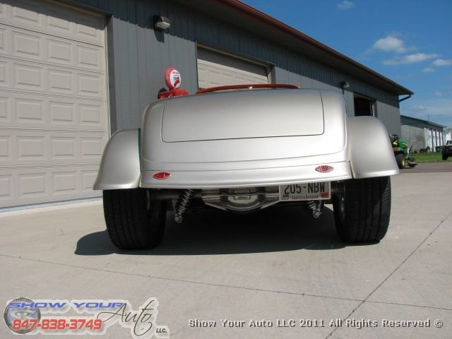 1933 1933 Ford Boydster For Sale