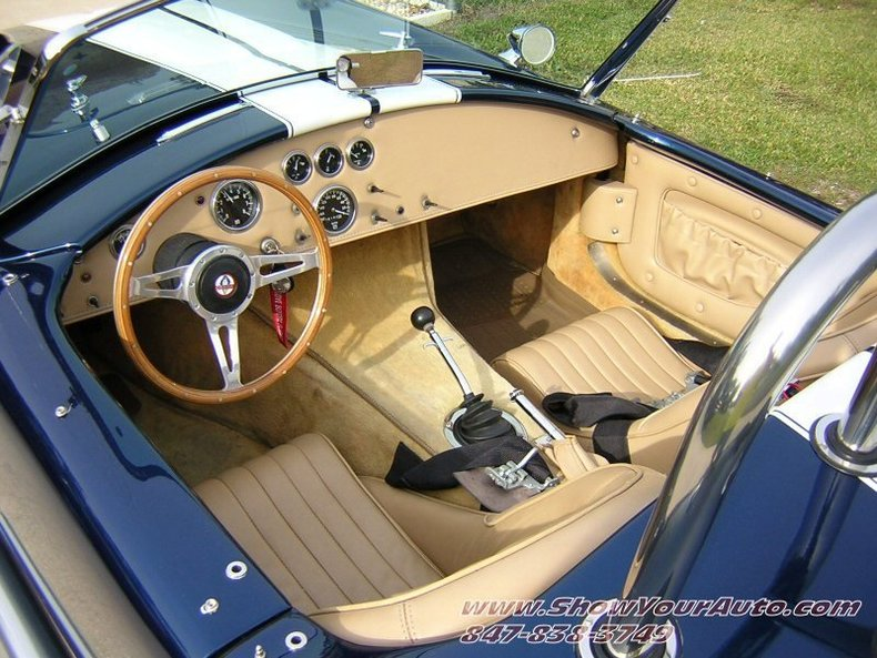 1967 1967 Everett-Morrison (Shelby Replica) 427 Cobra For Sale