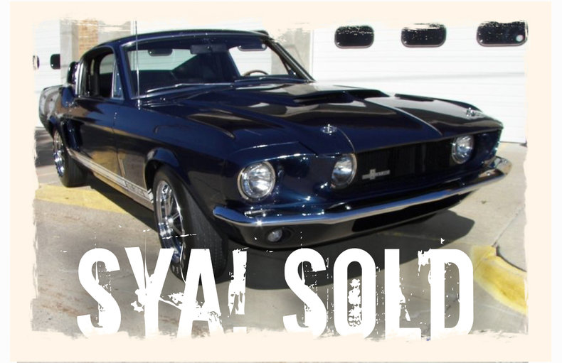 1967 1967 Shelby GT350 For Sale