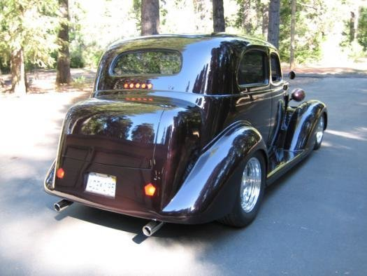 1935 1935 Dodge 2dr Touring Sedan For Sale
