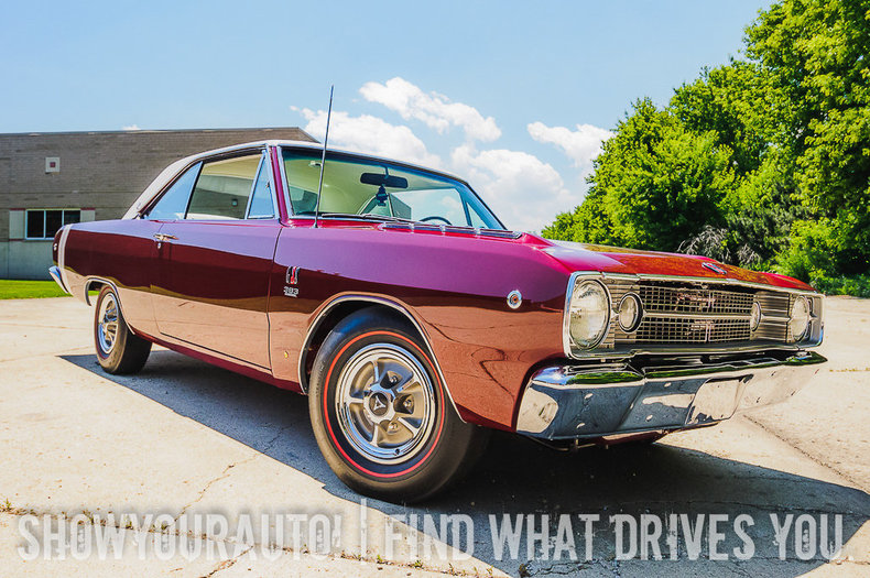 1968 1968 Dodge GSS For Sale