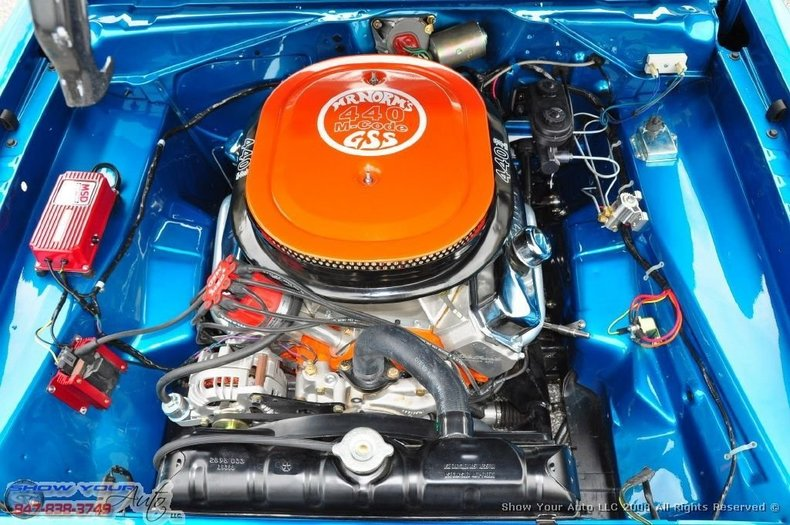 1968 1968 Dodge M-Code GSS Dart For Sale