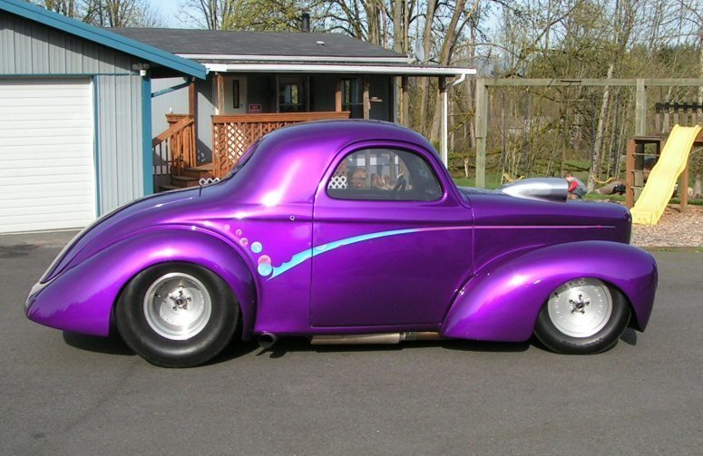 1941 1941 Willys Street Rod For Sale