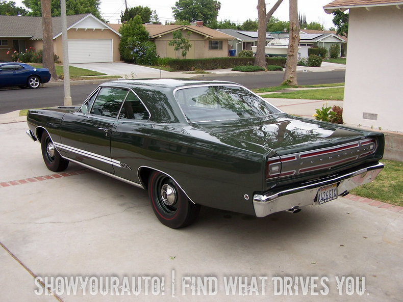 1968 1968 Plymouth GTX For Sale