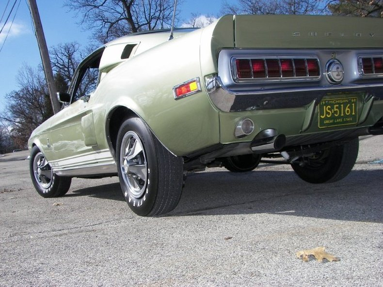 1968 1968 Shelby GT500 For Sale