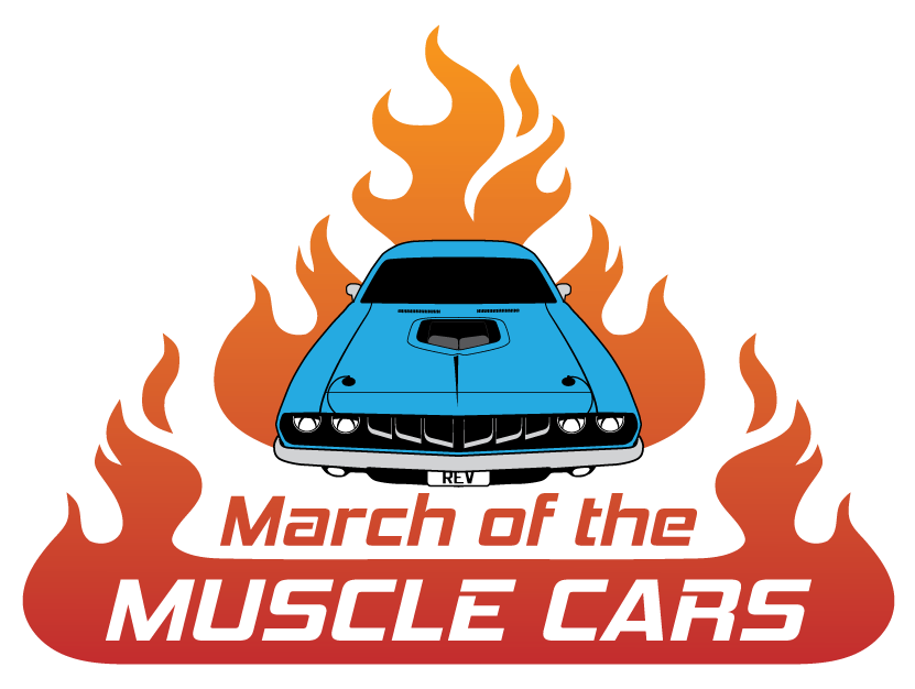 March of the Muscle Cars