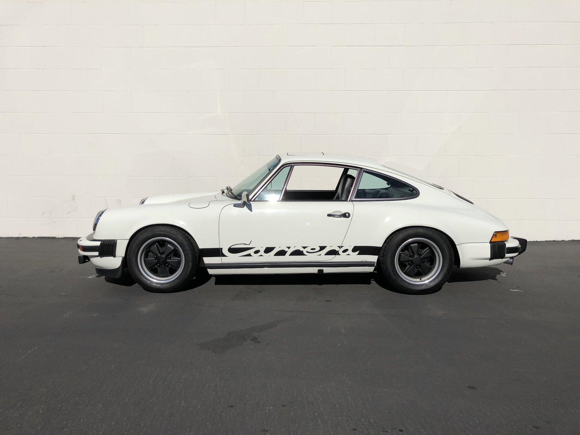 1975 Porsche 911 2.7L MFI