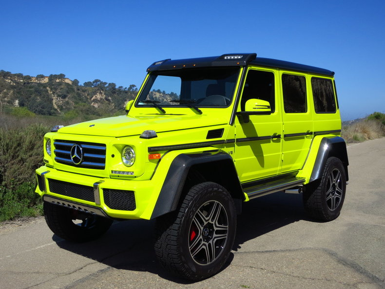 2017 mercedes benz g550 4x4 squared my classic garage for 2017 mercedes benz g550 4x4 squared for sale