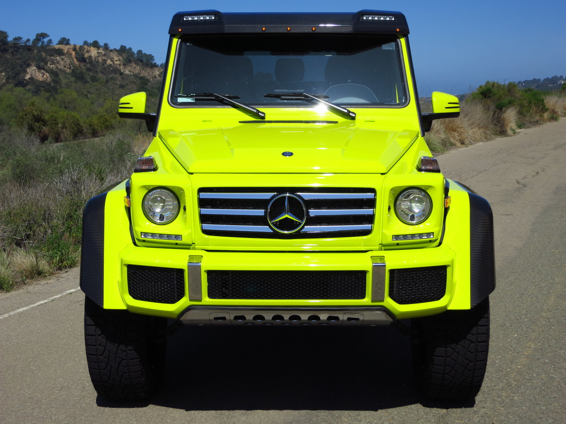 2017 Mercedes-Benz G550 4x4 Squared for sale #83637   MCG