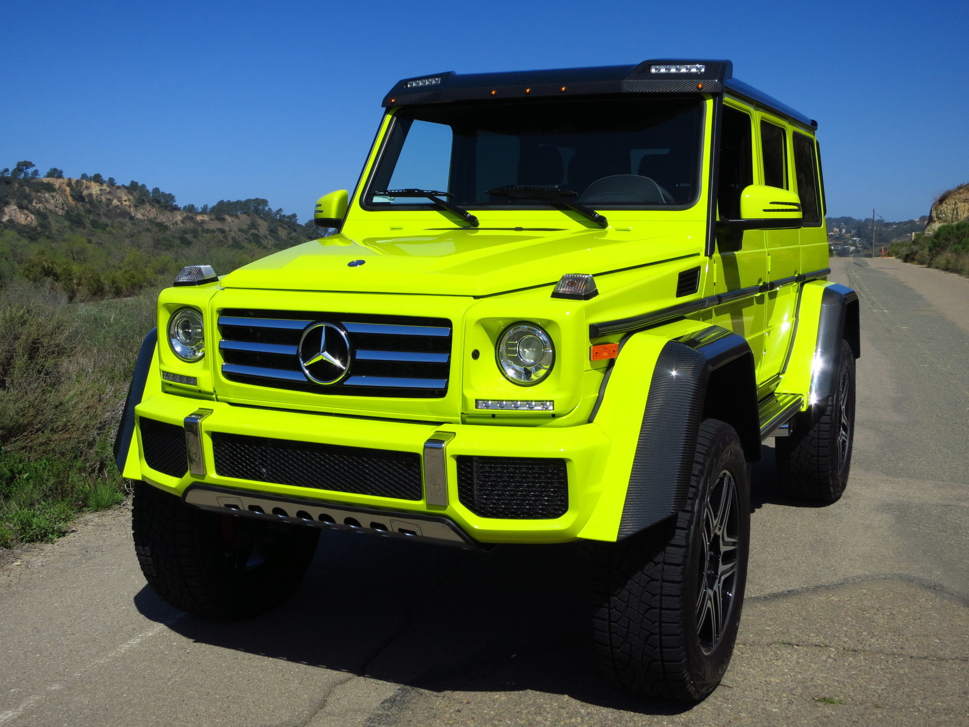 2017 Mercedes-Benz G550 4x4 Squared for sale #83637 | MCG