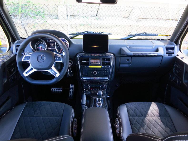 2017 Mercedes-Benz G550 4x4 Squared