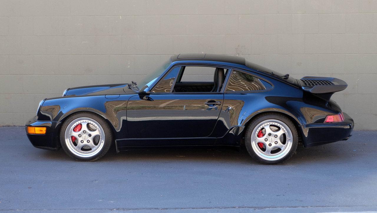 1994 porsche 911 turbo 3 6 for sale 84825 mcg. Black Bedroom Furniture Sets. Home Design Ideas