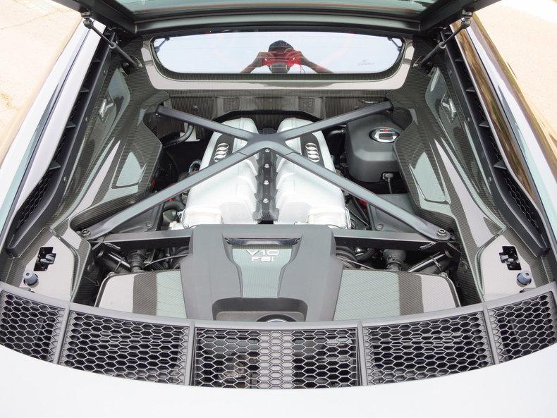 2017 Audi R8 Plus