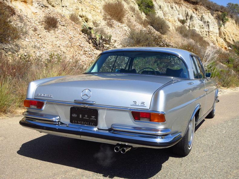 1971 Mercedes-Benz 280SE 3.5 Coupe