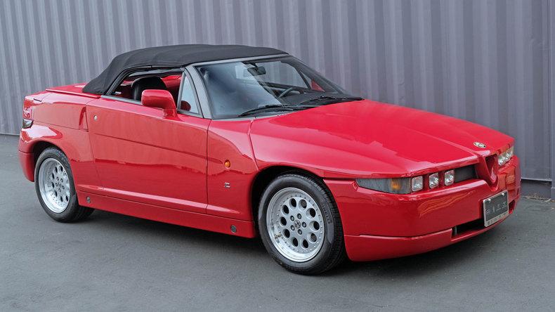 1993 Alfa Romeo RZ