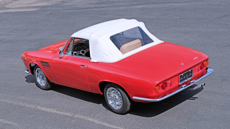 1965 Asa 1100GT Spider