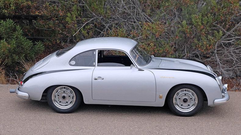 1957 Porsche 356A Carrera GS