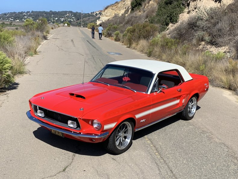 1968 Ford Mustang CS/GT Resto-Mod