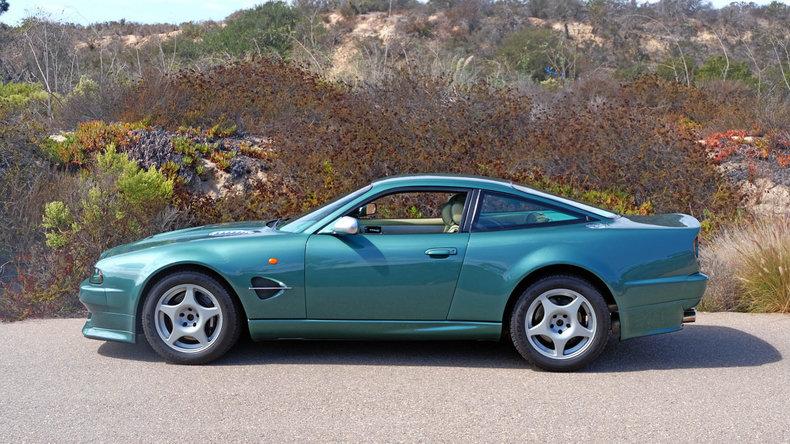 1999 Aston Martin Vantage LeMans V600