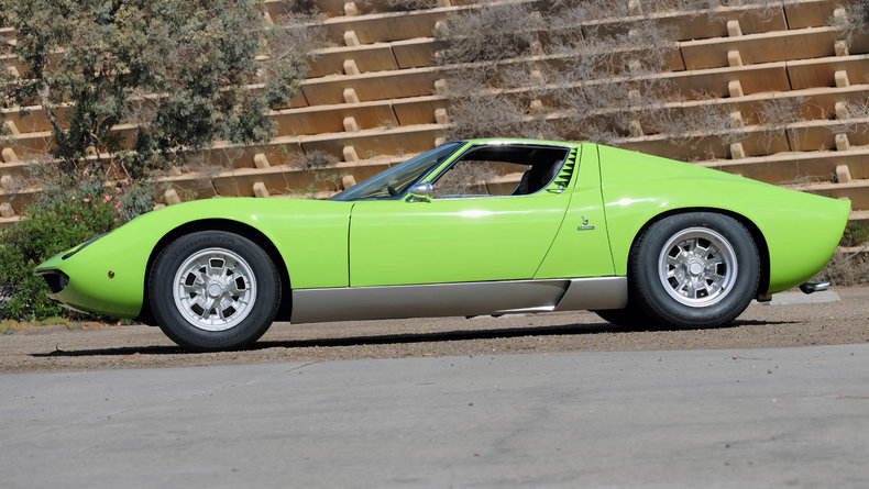 1969 Lamborghini Miura P400S