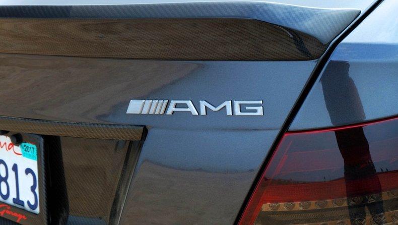 Mercedes-Benz C63