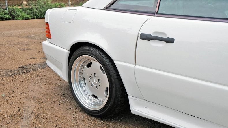 1995 Mercedes-Benz SL72 AMG