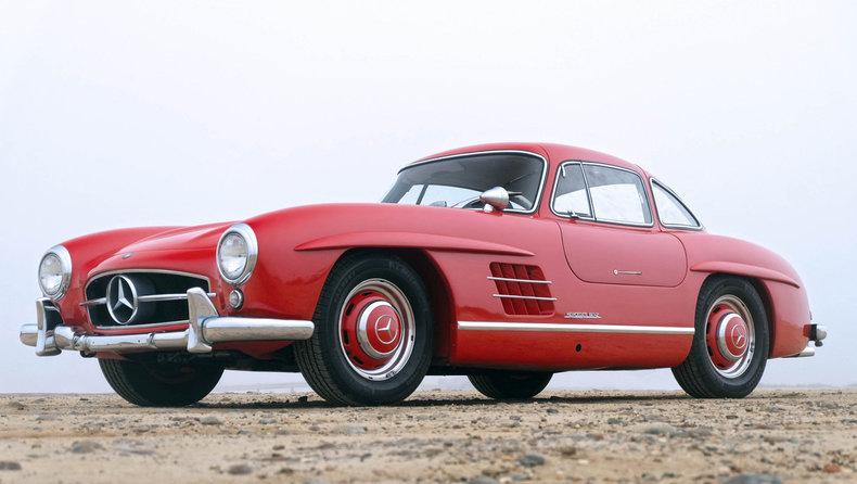 1957 Mercedes-Benz 300SL Gullwing