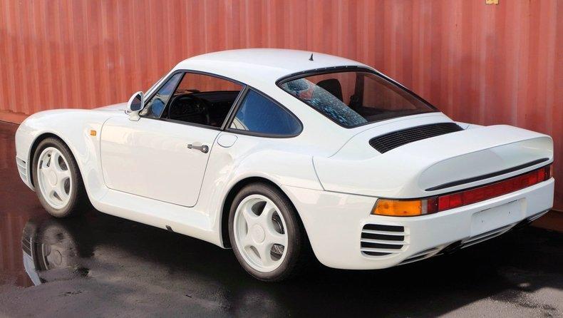 """1988 Porsche 959 """"Komfort"""""""