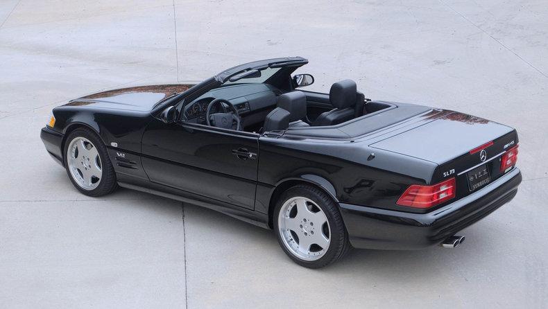 1999 Mercedes-Benz SL 73 AMG