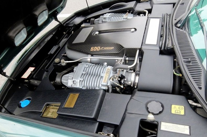 2000 Aston Martin Vantage LeMans 600