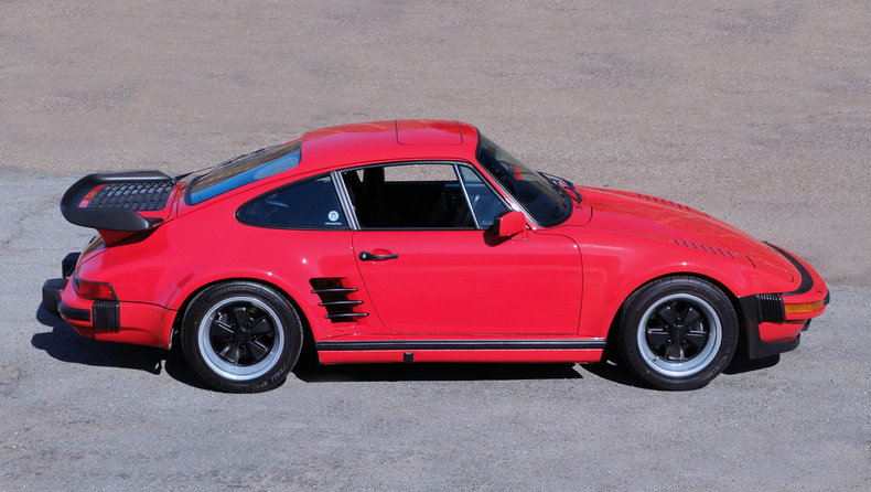 1988 Porsche 930 Turbo Carrera