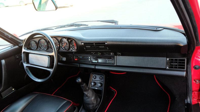 1988 Porsche 930 Turbo Carrera