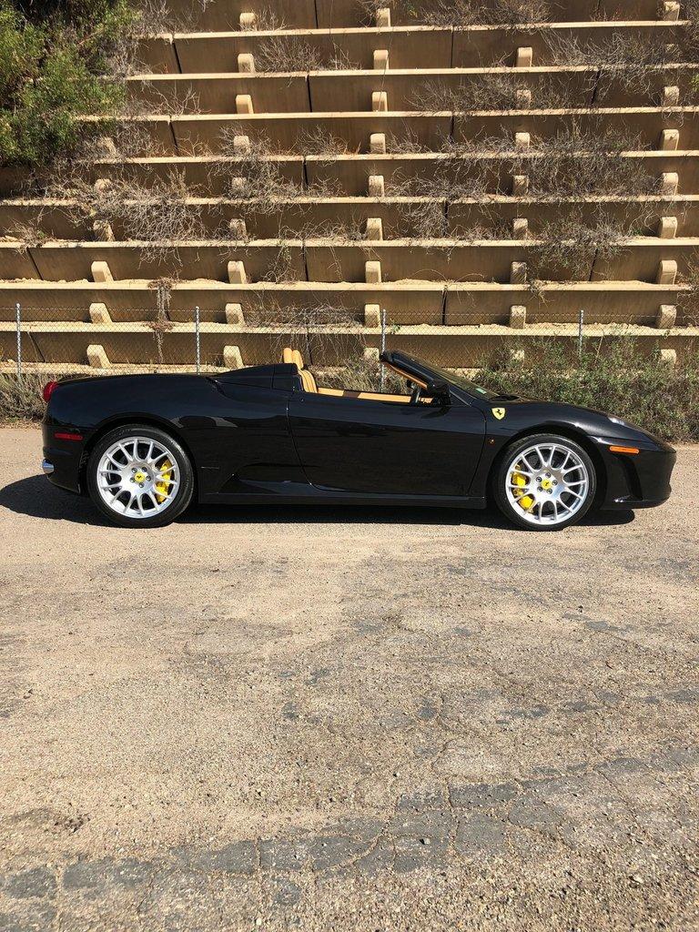 2009 Ferrari F430 Spider