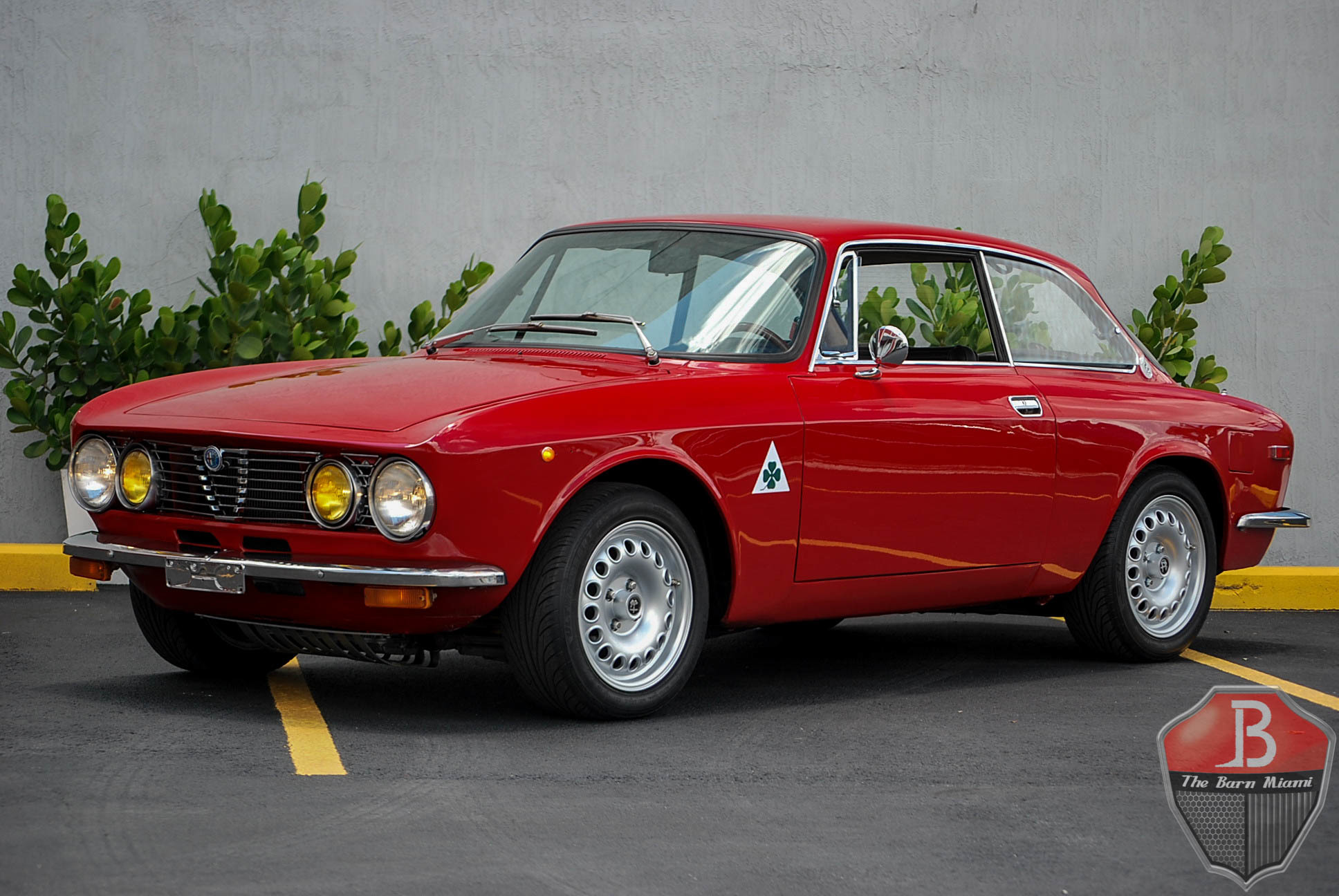 1972 Alfa Romeo Gtv The Barn Miami Springs 2000 Only 76k Original Miles Exceptional Rust Free Example Many Upgrades Such As Koni Shocks Sport Yellow