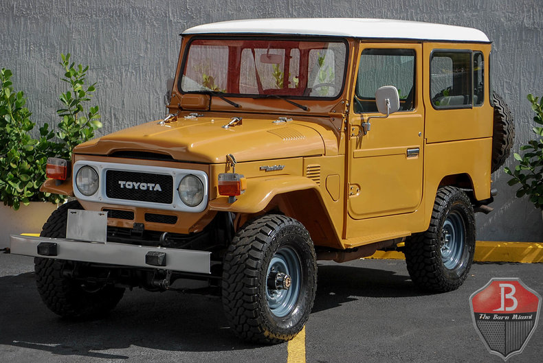 1982 toyota land cruiser the barn miami rh thebarnmiami com