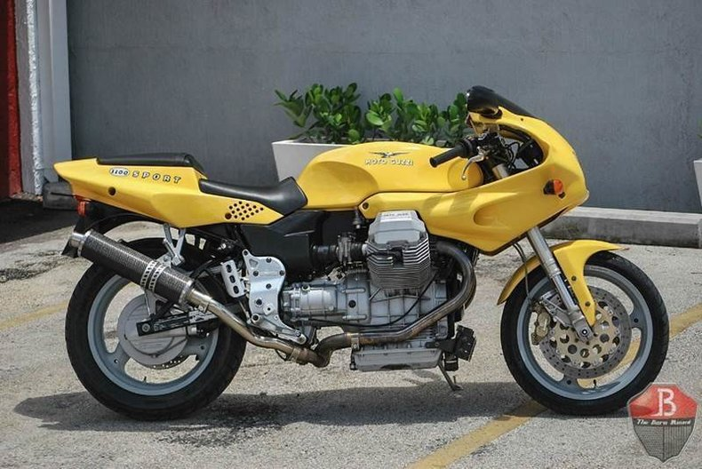 1997 Moto Guzzi 1100 Sport