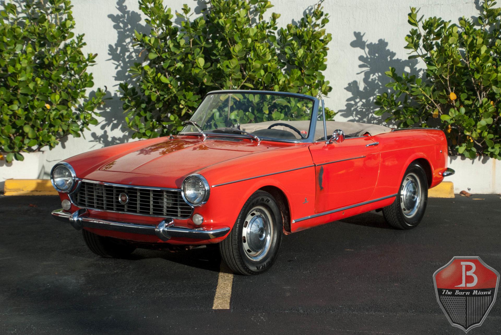 1967 Fiat 1500 The Barn Miami