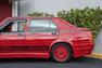 1987 Alfa Romeo 75 Turbo Evoluzione