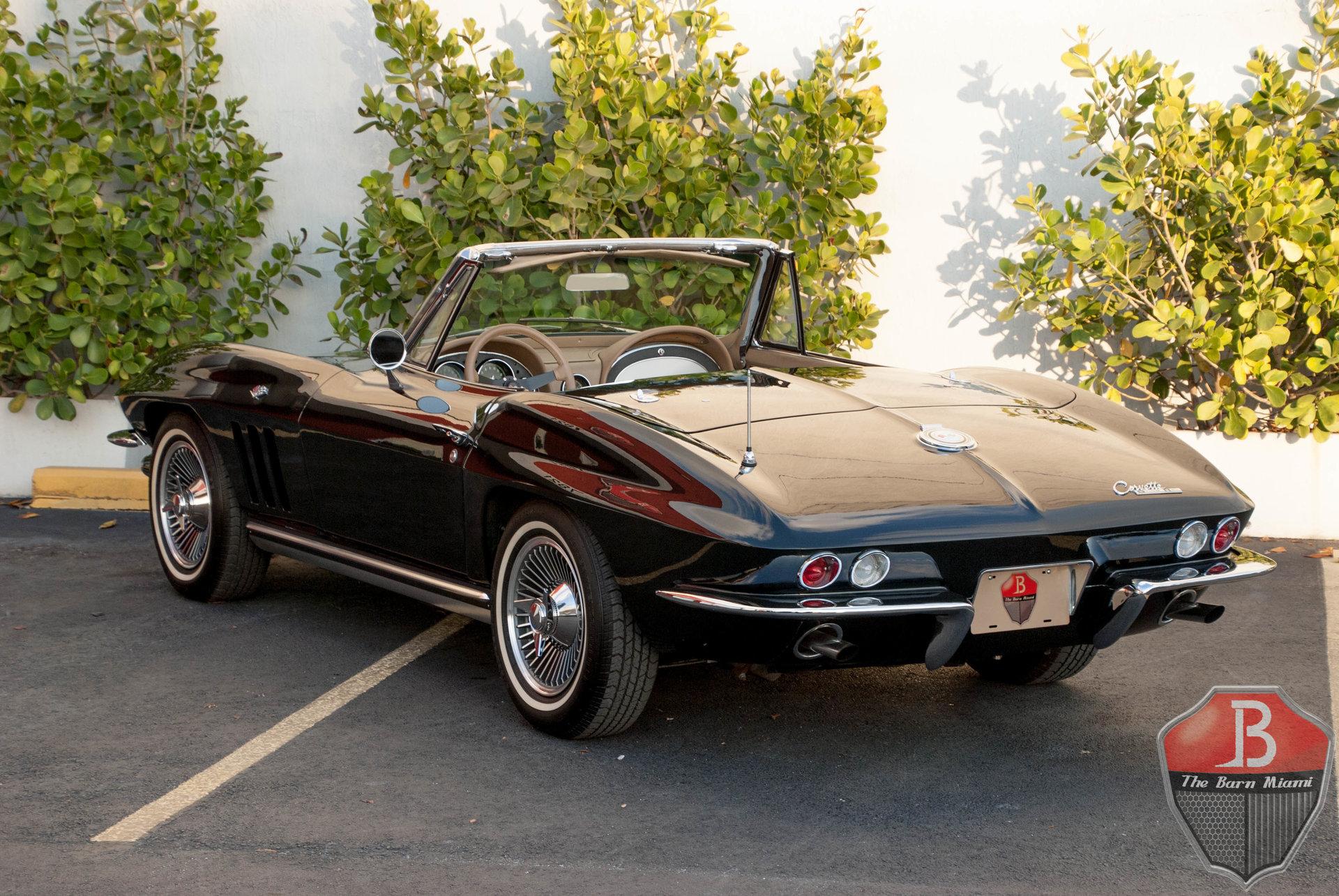 1965 Chevrolet Corvette The Barn Miami