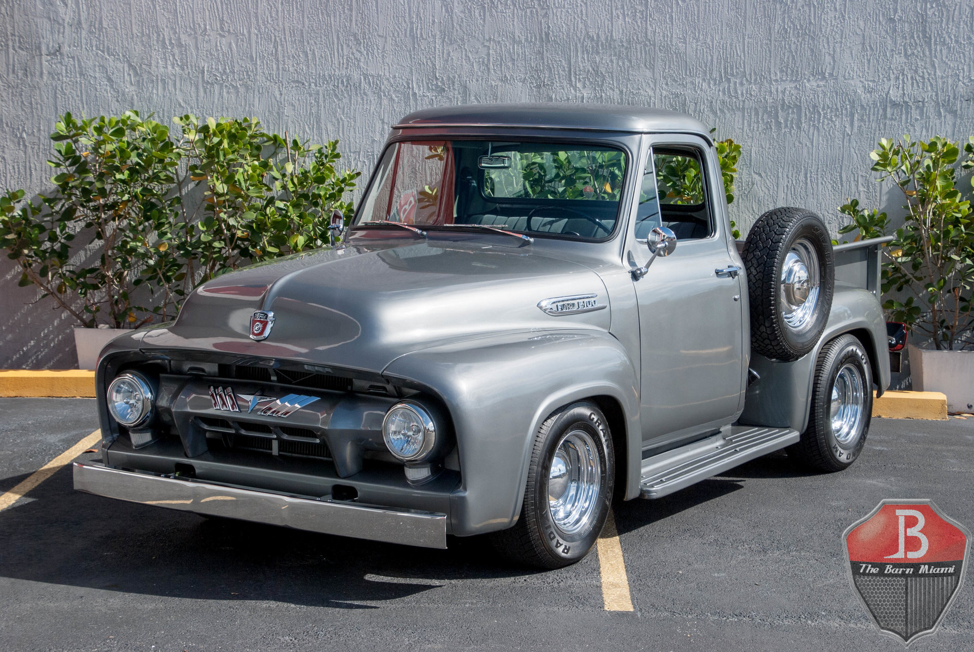 1954 Ford F100 For Sale 78259 Mcg