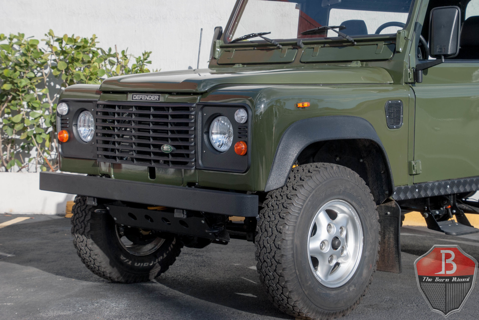1988 Land Rover Defender The Barn Miami