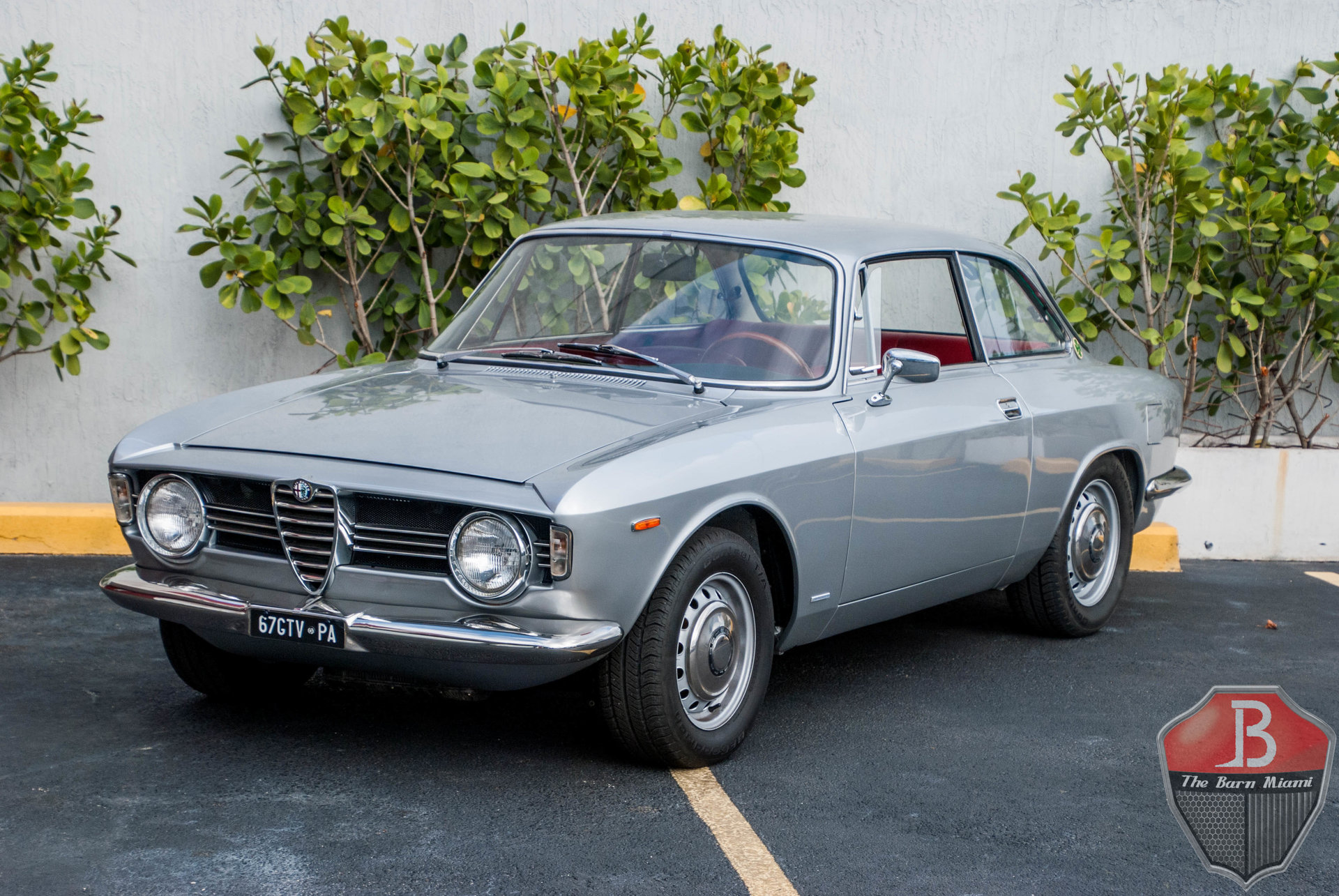 1967 Alfa Romeo Giulia | The Barn Miami