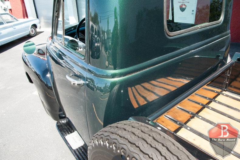 1952 Chevrolet 3100 The Barn Miami