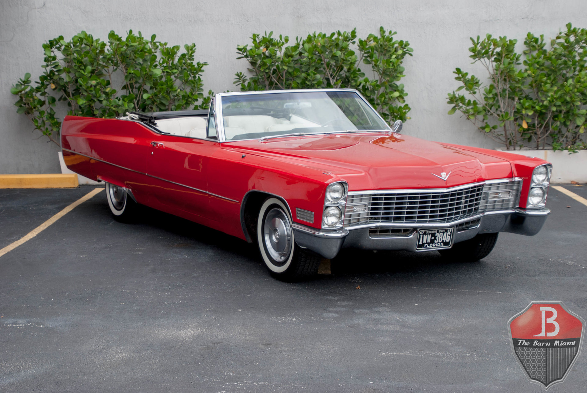 1967 cadillac deville the barn miami. Black Bedroom Furniture Sets. Home Design Ideas